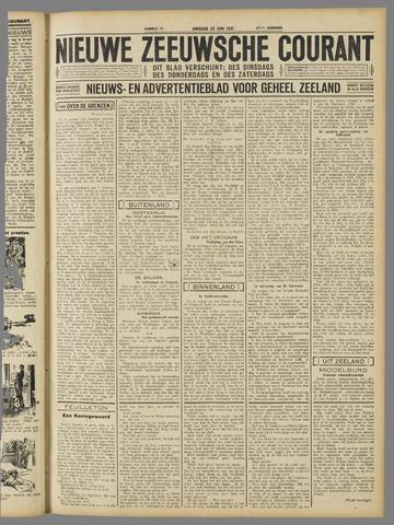 Nieuwe Zeeuwsche Courant 1931-06-23