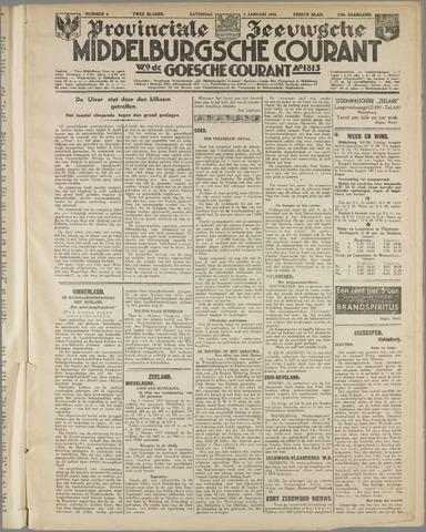 Middelburgsche Courant 1935-01-05