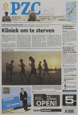 Provinciale Zeeuwse Courant 2011-10-01