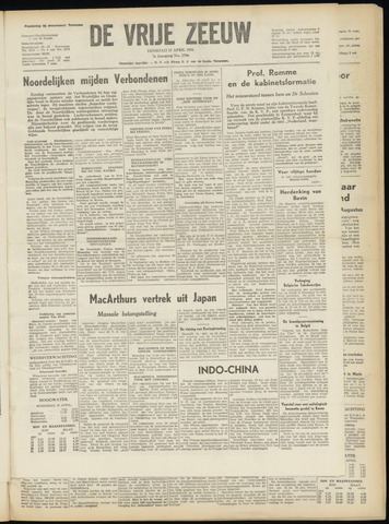 de Vrije Zeeuw 1951-04-17