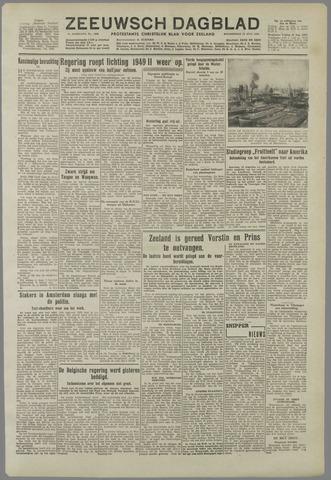 Zeeuwsch Dagblad 1950-08-17