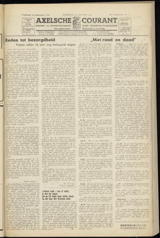 Axelsche Courant 1951-01-20