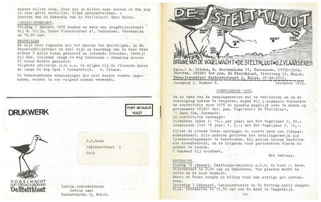 de Steltkluut 1975-12-01