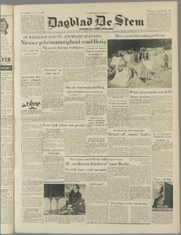 de Stem 1953-09-22