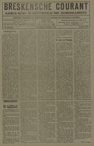 Breskensche Courant 1924-09-10