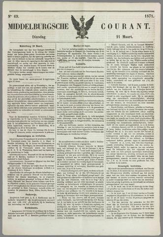 Middelburgsche Courant 1871-03-21