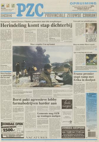 Provinciale Zeeuwse Courant 2000-04-01
