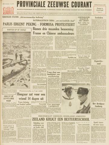 Provinciale Zeeuwse Courant 1964-01-28