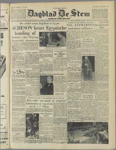 de Stem 1951-10-11