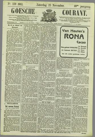 Goessche Courant 1912-11-23