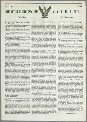 Middelburgsche Courant 1865-11-11
