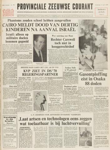 Provinciale Zeeuwse Courant 1970-04-09