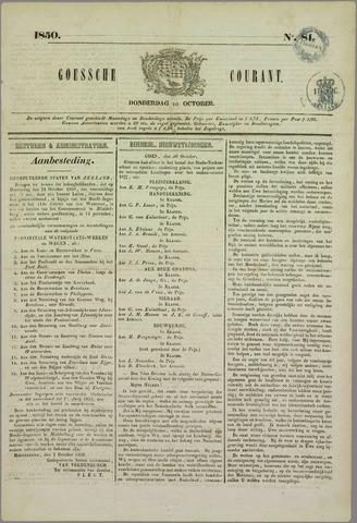 Goessche Courant 1850-10-10