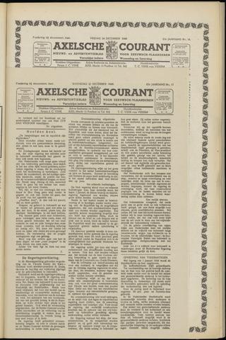 Axelsche Courant 1948-12-22