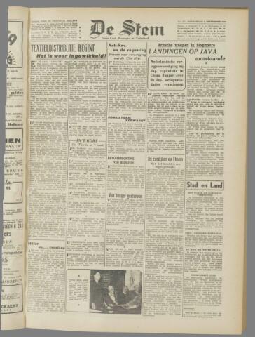 de Stem 1945-09-06