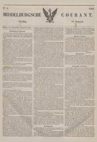 Middelburgsche Courant 1869-01-10