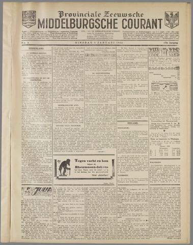 Middelburgsche Courant 1932-01-05