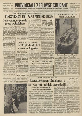 Provinciale Zeeuwse Courant 1961-05-23