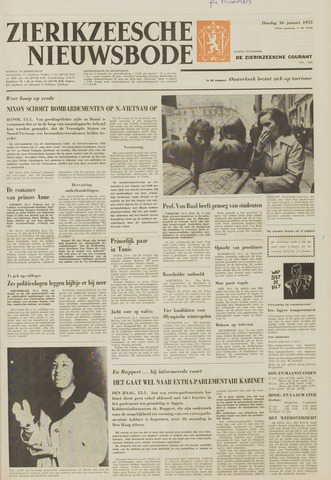 Zierikzeesche Nieuwsbode 1973-01-16