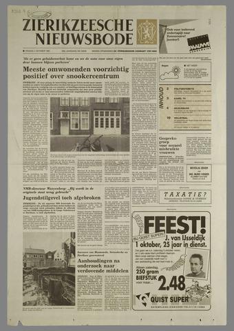 Zierikzeesche Nieuwsbode 1991-10-04