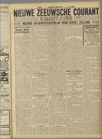 Nieuwe Zeeuwsche Courant 1932-01-16