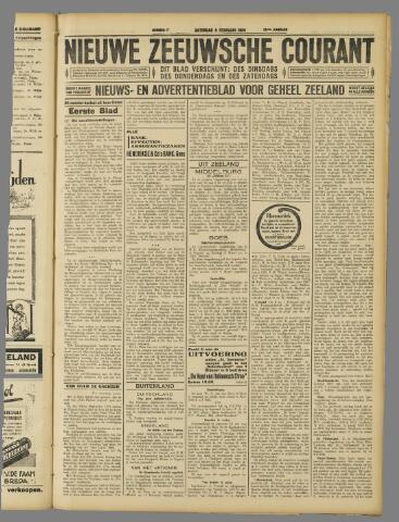 Nieuwe Zeeuwsche Courant 1929-02-09