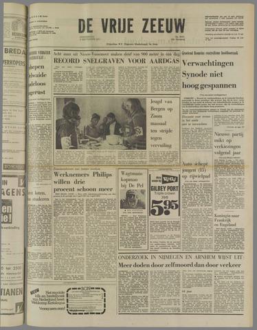 de Vrije Zeeuw 1971-09-09