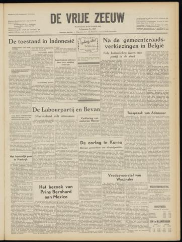 de Vrije Zeeuw 1952-10-20