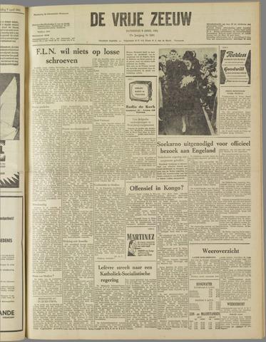 de Vrije Zeeuw 1961-04-08