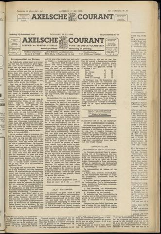 Axelsche Courant 1948-07-14