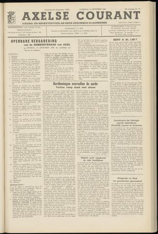 Axelsche Courant 1966-09-24