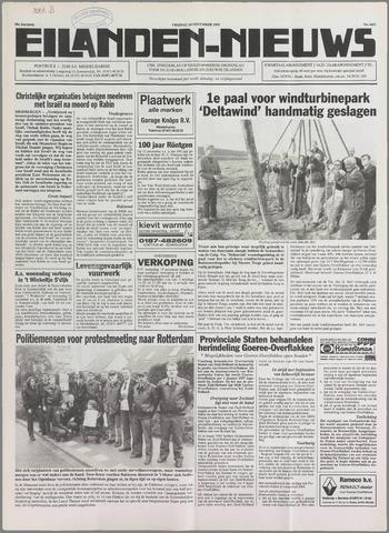 Eilanden-nieuws. Christelijk streekblad op gereformeerde grondslag 1995-11-10