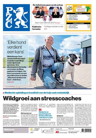 Provinciale Zeeuwse Courant 2019-07-09