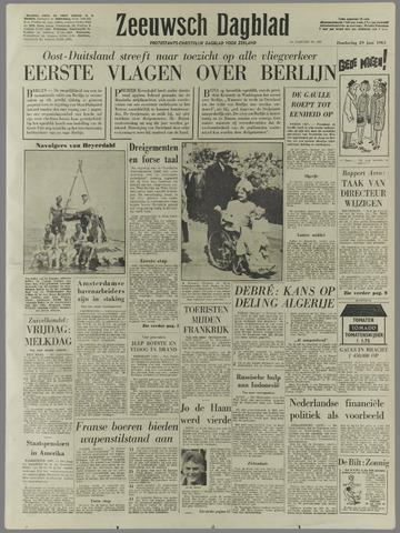 Zeeuwsch Dagblad 1961-06-29