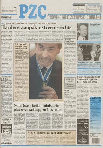 Provinciale Zeeuwse Courant 1995-04-04