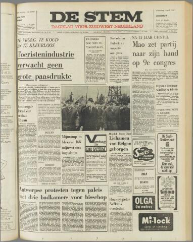 de Stem 1969-04-02