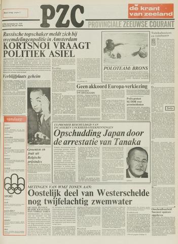 Provinciale Zeeuwse Courant 1976-07-28