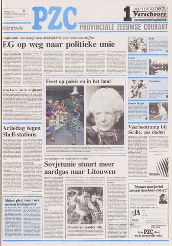 Provinciale Zeeuwse Courant 1990-04-30