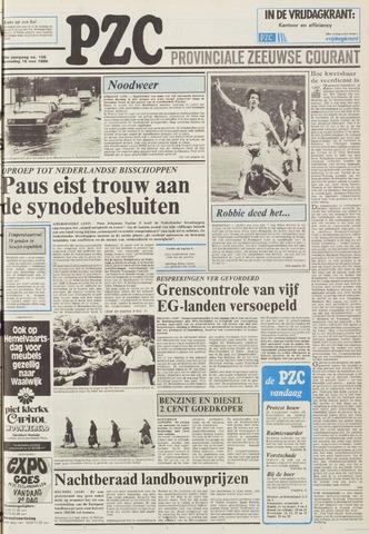 Provinciale Zeeuwse Courant 1985-05-15