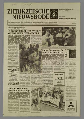 Zierikzeesche Nieuwsbode 1985-11-21