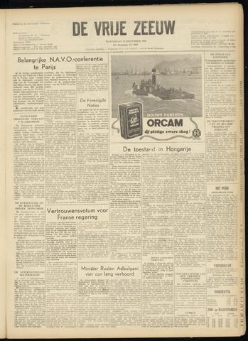 de Vrije Zeeuw 1956-12-12