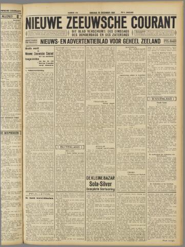 Nieuwe Zeeuwsche Courant 1932-12-20