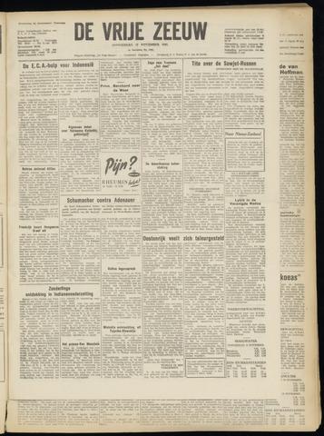 de Vrije Zeeuw 1949-11-10