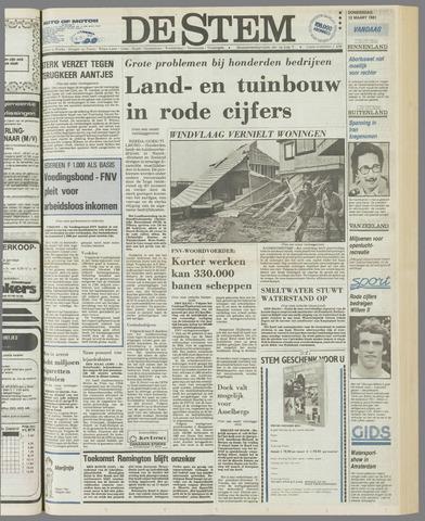 de Stem 1981-03-12