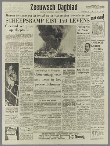 Zeeuwsch Dagblad 1961-04-10