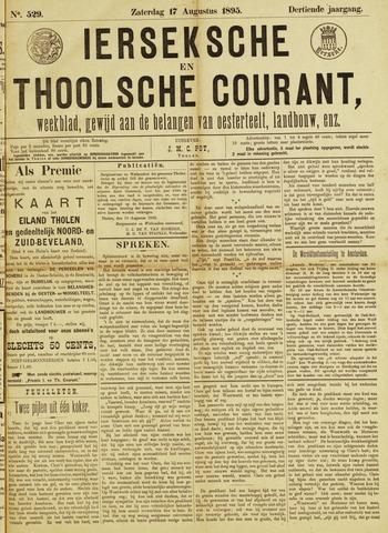 Ierseksche en Thoolsche Courant 1895-08-17