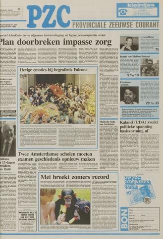 Provinciale Zeeuwse Courant 1992-05-26