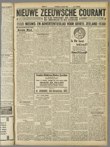 Nieuwe Zeeuwsche Courant 1927-03-05