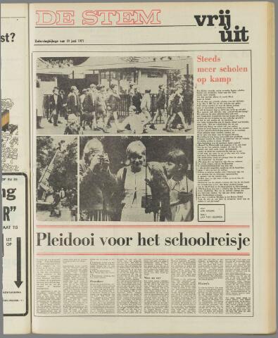 de Stem 1971-06-19