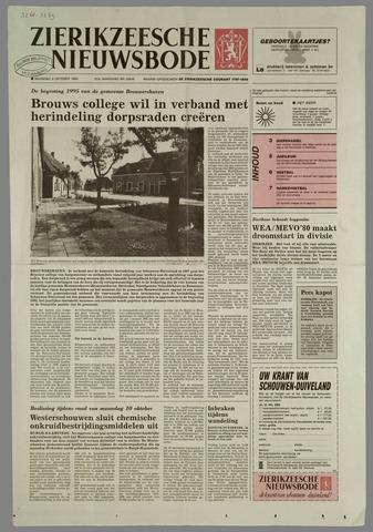 Zierikzeesche Nieuwsbode 1994-10-03